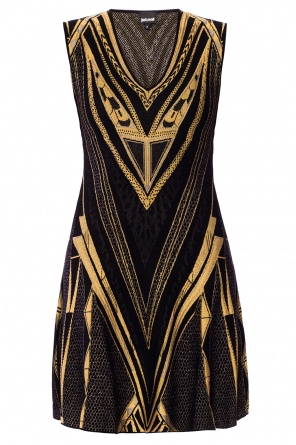 Embroidered dress od Just Cavalli