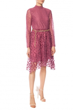 Lace-trimmed dress od Just Cavalli