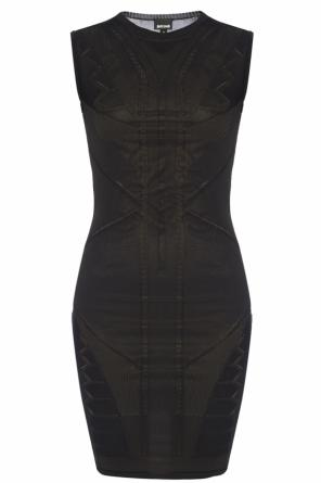 Patterned sleeveless dress od Just Cavalli