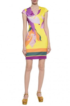 Printed dress od Just Cavalli