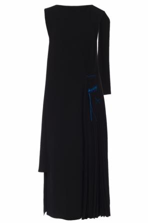 Pleated dress od Loewe