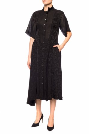 Embroidered dress od Loewe