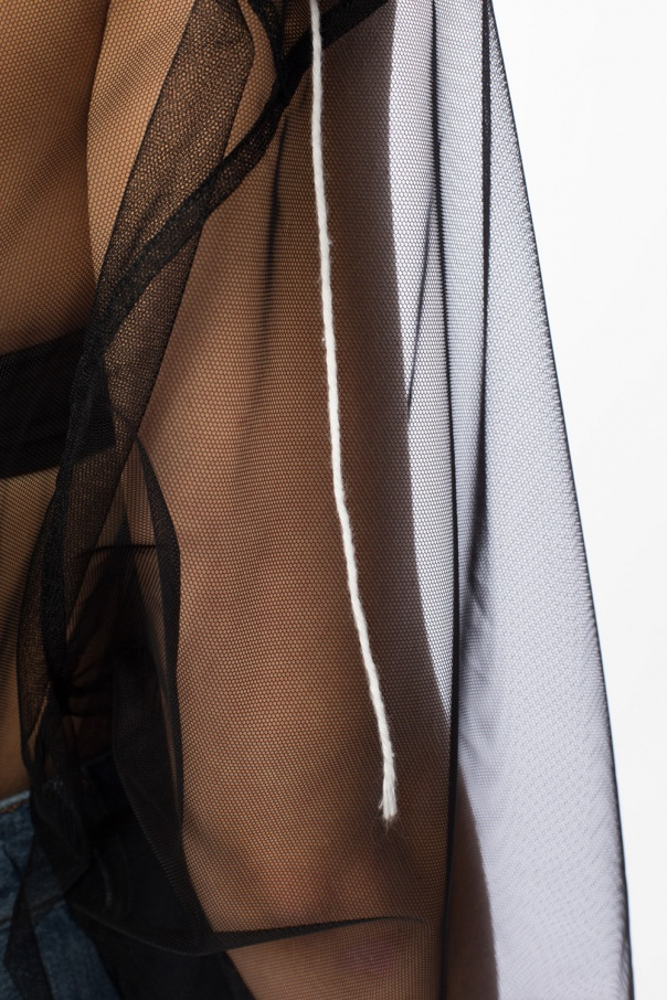Sheer shirt od Maison Margiela