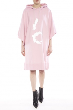 Oversize sweatshirt dress od MM6 Maison Margiela