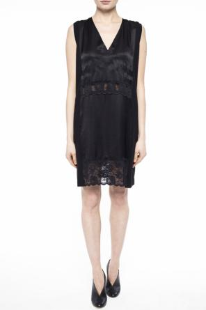 Lace-trimmed dress od MM6 Maison Margiela