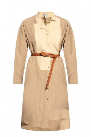 Patterned dress od Loewe