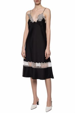 Lace-trimmed dress od Maison Margiela