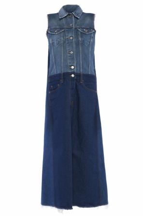 Long denim dress od MM6 Maison Margiela