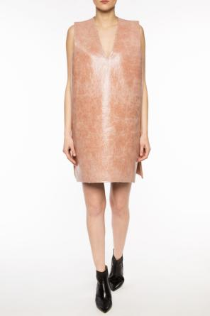 Raw-trimmed dress od MM6 Maison Margiela