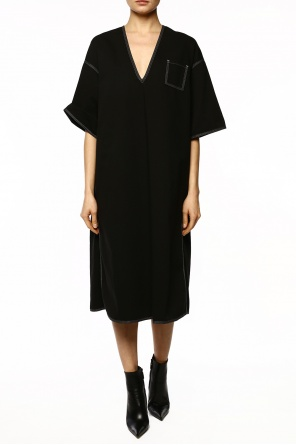 Oversize dress with pockets od MM6 Maison Margiela