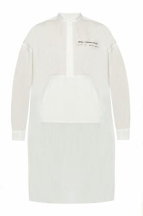 Band collar dress od MM6 Maison Margiela