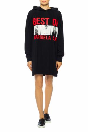 Hooded dress od MM6 Maison Margiela