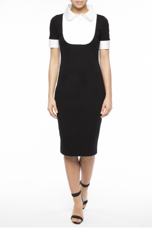 Dress with collar od Dsquared2