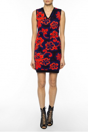 Sleeveless dress od Dsquared2