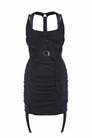 Ruched dress od Dsquared2