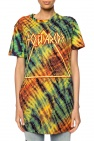 Dsquared2 Long-line T-shirt