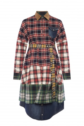 Shirt dress od Dsquared2