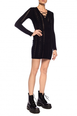 Woven dress od Dsquared2