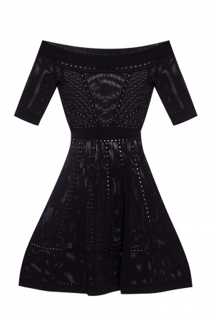 Ruffle dress od Dsquared2
