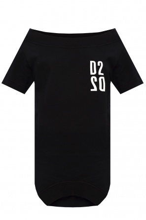 Oversize t-shirt od Dsquared2