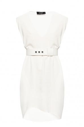 Sleeveless dress od Dsquared2