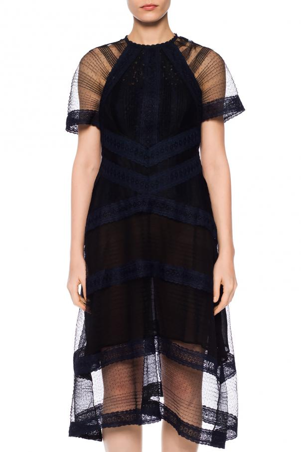 'selma' see-through dress od AllSaints