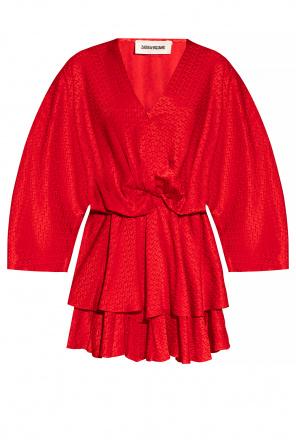 Silk dress od Zadig & Voltaire