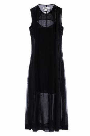 Dress with slits od Diane Von Furstenberg