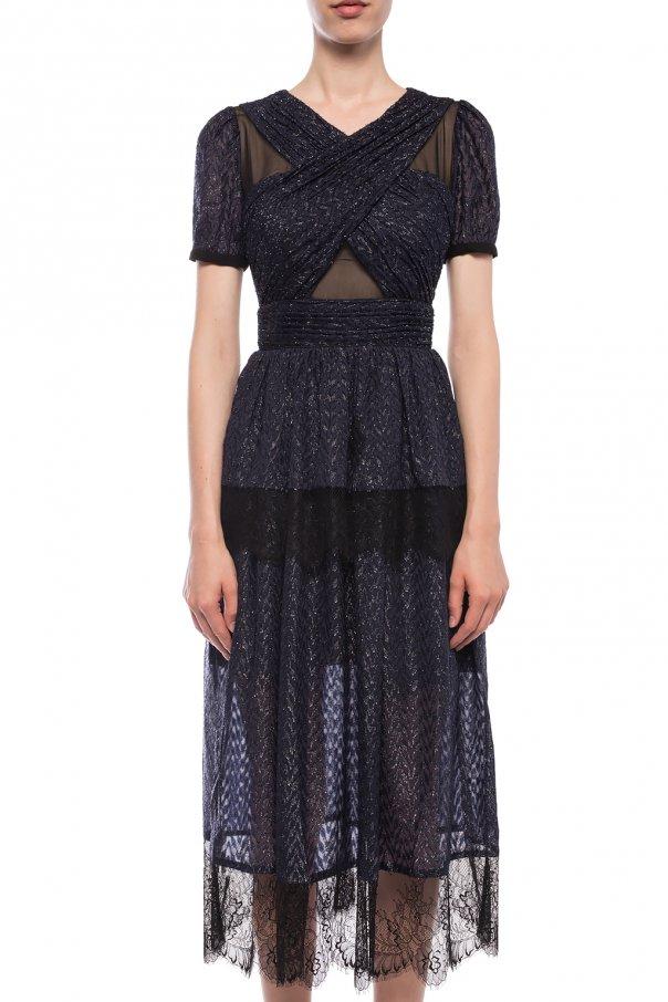 Embroidered dress od Self Portrait