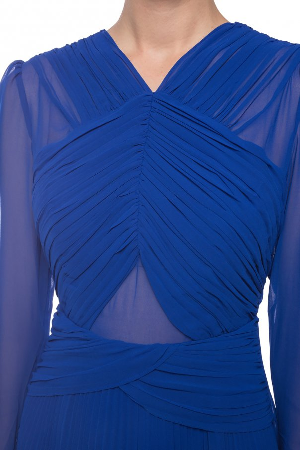 Ruched dress od Self Portrait