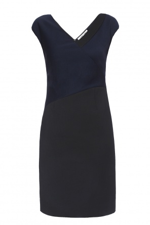 V-neck dress od Diane Von Furstenberg