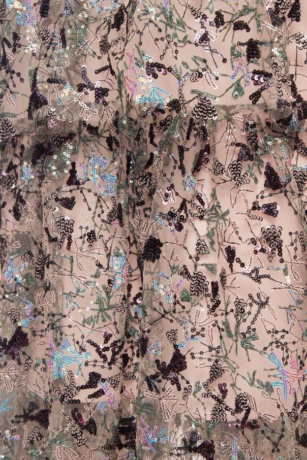 Self Portrait Sukienka na ramiączkach W3KGgdZv