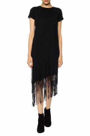 'tami' fringed dress od AllSaints