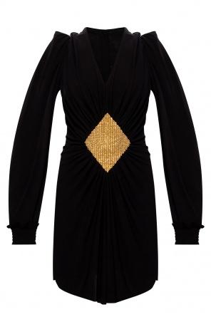 Long-sleeved jumpsuit od Balmain
