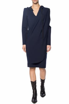 Hooded dress od Unravel Project