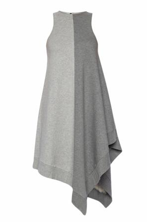 Asymmetrical sleeveless dress od Unravel Project