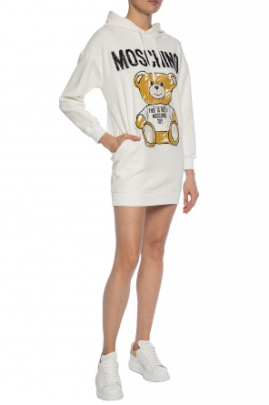 Sweatshirt dress od Moschino