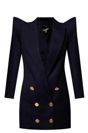 Long jacket od Balmain