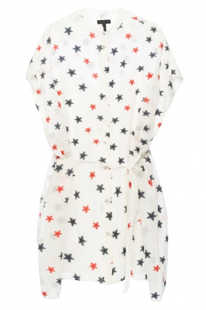 Stars-embroidered dress od Rag & Bone