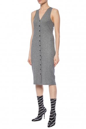 Dress with decorative buttons od Rag & Bone