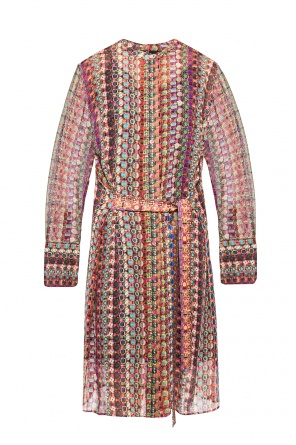 Belted dress od Paul Smith