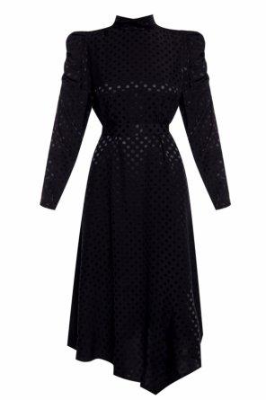 Band collar dress od PS Paul Smith