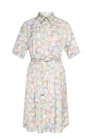 Belted-waist dress od PS Paul Smith