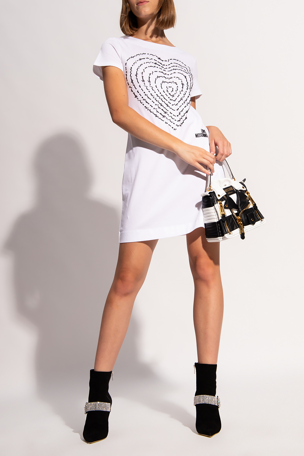 Love Moschino Dress with logo
