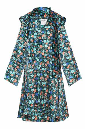 Floral motif dress od Vetements