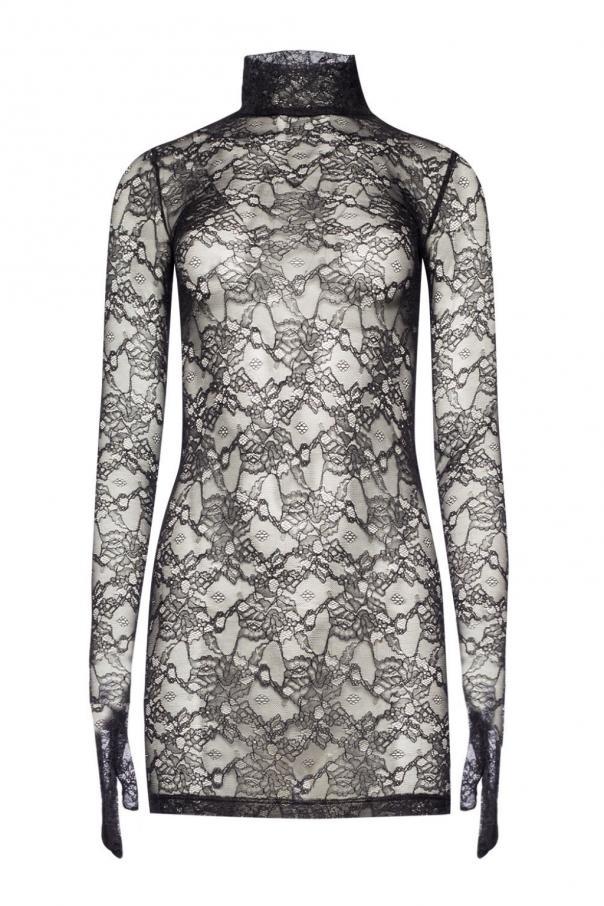 Dress With Gloves Vetements Vitkac Shop Online