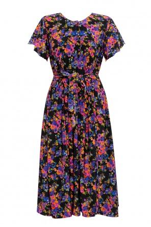 Wzorzysta sukienka od Vetements