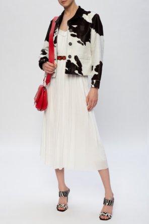 Pleated slip dress od Rag & Bone