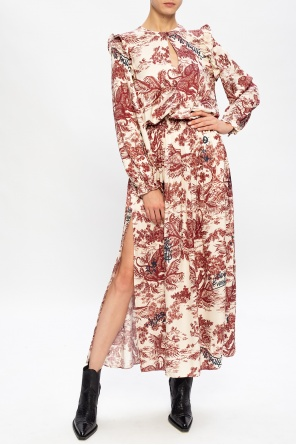 Printed dress od Zadig & Voltaire