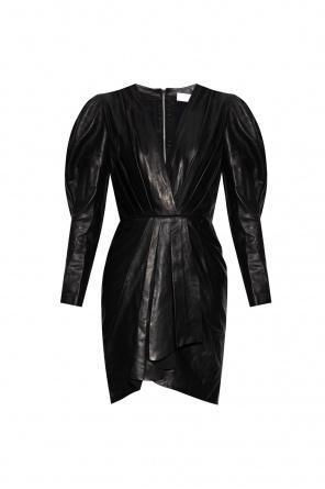 Leather dress od Iro